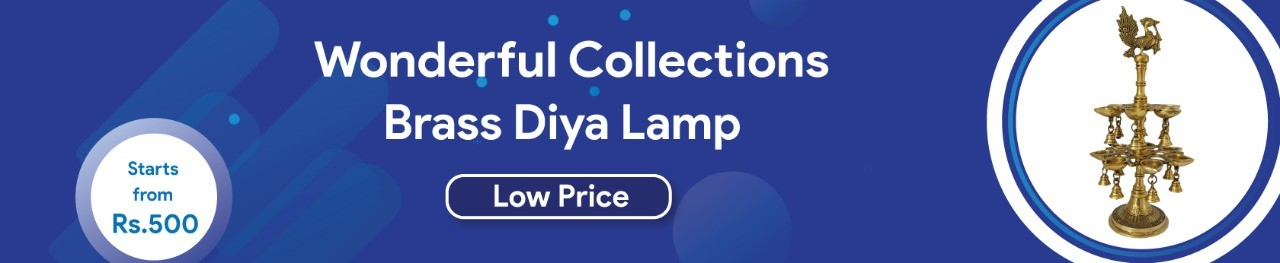 Buy Diya Lamp Online in India